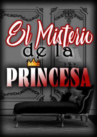 Cartel El Misterio de la Princesa nuevo - Start Play