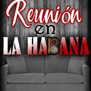 Cartel Reunión en la Habana nuevo - Start Play