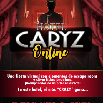 Cartel Hotel Caryz Online - Start Play