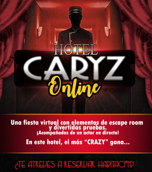 Cartel Hotel Caryz Online - Start Play